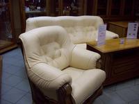 """Набор мебели для отдыха """"Гамлет""""  (Кожа)"""