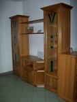 Шкафы и витрины