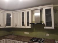 Кухня МДФ-ПВХ пастина Глазго (ул.Красный Переулок,д.6)