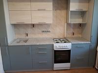 кухня МДФ-ПВХ (ул.Ворошилова, д.153)