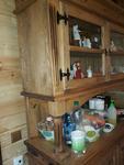 кухня из 100% вощеной сосны + Буфет Викинг (д.Салтыково) (Беларусь)