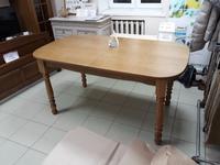 Стол и массива дубы (распаковка)