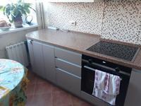 кухня с фасадами АКРИЛЛ (ул.Ворошилова, д.117)