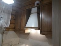 Кухня МДФ-ПВХ с патиной (Тульская обл.,Велегож парк Престиж)