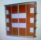 Примеры наполнения дверей шкафов-купе и межкомнатных дверей