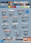 Столы из постформинга