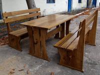 Садово-парковая мебель