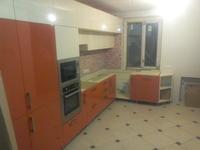 Кухня из крашенного МДФ (Протвино, ул.Ленина, д.32)