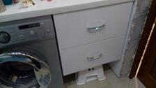 Ванная комната Крашенный МДФ