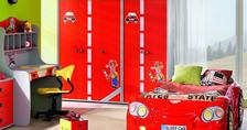 Детские комнаты Black Red White
